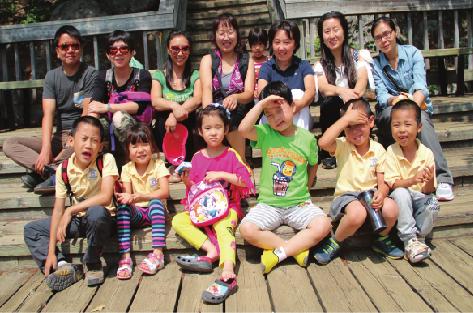短期留学和夏令营集训